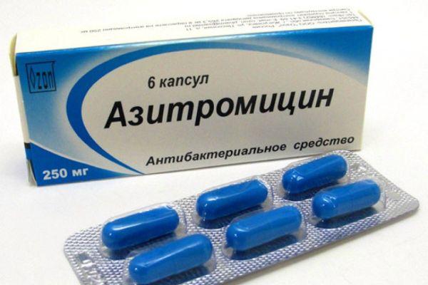 Следует ли принимать азимитромицин при лечении простатита