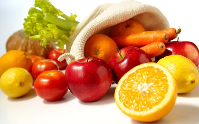 Самые полезные овощи и фрукты для повышения потенции мужчин