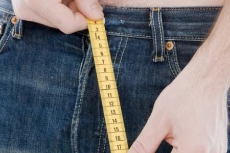 джинсы и рулетка